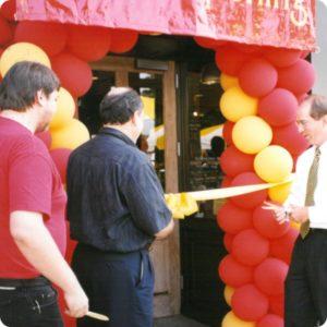 Earth Fare Charleston Opens 1997